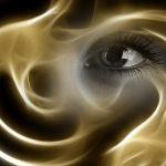 Auge in der neunten Rauhnacht - Folge deinem Ruf -
